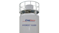 HYDROS® - Vacuum super insulated containers for storage and transport of cryogenic hydrogen. - img1