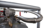Helium lifters - For low-loss decanting of liquid helium.
