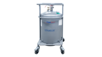 STRATOS® 110 - Transport container for liquid helium - robust, economical and practical. - img0