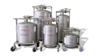 APOLLO® - Mobile storage tank for cryogenic liquefied nitrogen. - img1